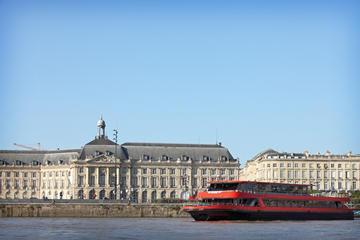 Crociera sul fiume Garonna da Bordeaux e pranzo incluso