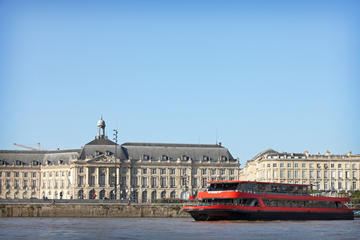 Crucero por el río Garonne, con almuerzo incluido desde Burdeos