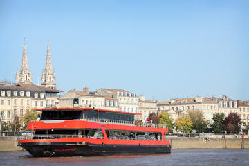 Crucero por el río Garonne con cata de vinos de Burdeos