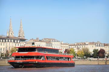 Passeio de barco pelo Rio Garonne...