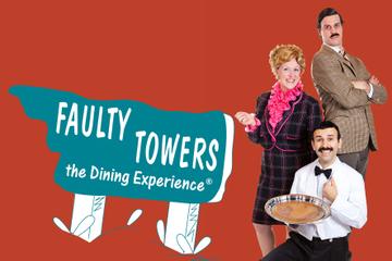 Faulty Towers Erlebnisabendessen