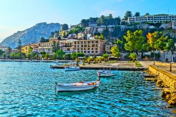 An exciting exploration of Peloponnese at ancient Corinth, Mycenae and Nafplio
