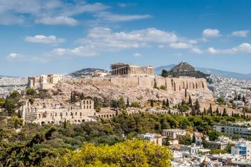 Following the Footsteps of Democracy in Athens Greece