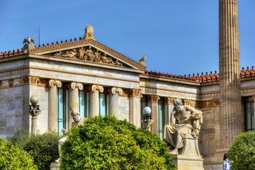 Jewish tour and Athens sightseeing in 6 hours