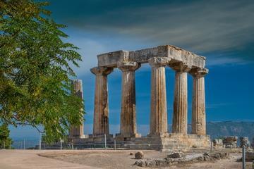 The Corinth biblical half-day private shore excursion