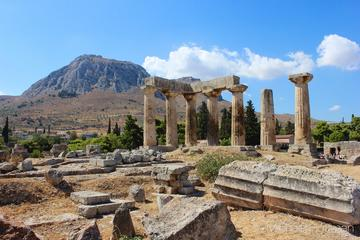 The original Christian tour on Paul's footsteps in Athens and ancient Corinth
