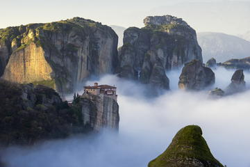 Full-Day Meteora Tour from...