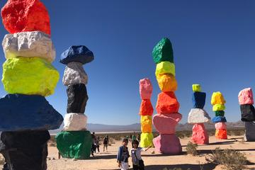 Seven Magic mountains & Welcome To...