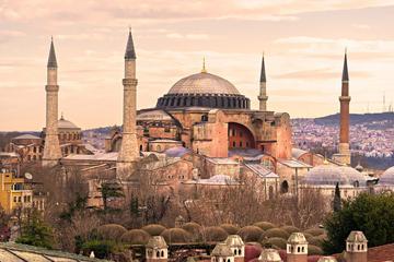 Excursión privada por la costa de Estambul: La Basílica Santa Sofía y...