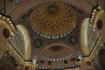 Istanbul-Besichtigung mit Süleymaniye-Moschee und Mittagessen