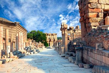 Private Full-Day Shore Excursion: Ancient Ephesus, Terrace Houses...
