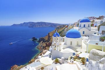 Tour de Grèce et Turquie de 8jours au départ d'Istanbul: Croisière...