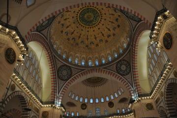 Visita turística a Estambul, incluidos la Mezquita de Süleymaniye y...