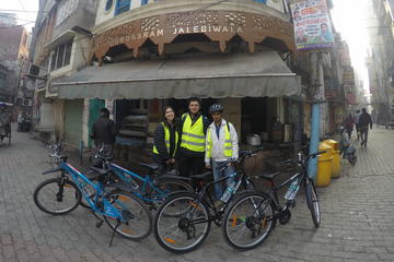 Experience Amritsar Culture, Lifestyle & Food with our Heritage Bicycle Tour