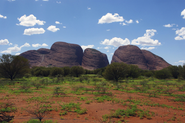 Tour naar Uluru (Ayers Rock) en The ...