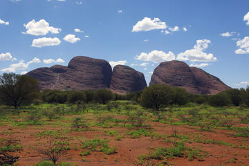Uluru (Ayers Rock) y las Olgas: visita con cena al atardecer desde...