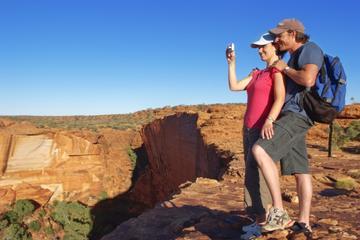 Visite de 2 jours à Uluru, Kata Tjuta et Kings Canyon au départ...