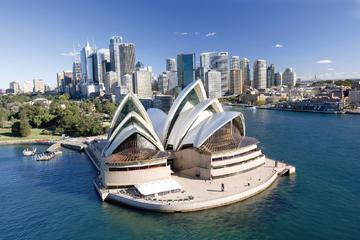 Tour mattutino di Sydney con supplemento opzionale per la crociera