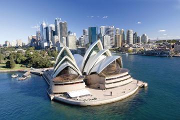 Visite d'une matinée à Sydney avec déjeuner-croisière et Opéra de...