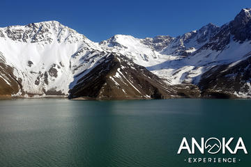 Visit El Yeso Reservoir and hike to Los Patos Lagoon inside Andes Mountain Range