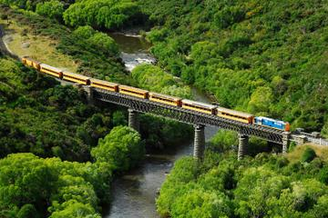 Taieri Gorge Railway and the Otago...
