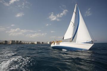 Private Tagestour mit einer Segelyacht