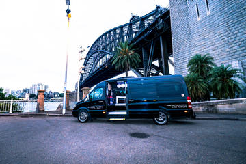 See Sydney's most iconic attractions in a Party Limo!