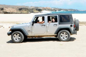 Aruba Off-Road Adventure: SUV Tour and Optional Snorkeling Cruise