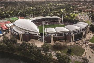 Adelaide-Stadtführung, einschließlich Adelaide Oval