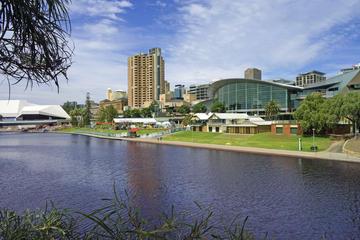 Adelaide Stadtrundfahrt mit optionaler Bootstour auf dem Fluss und...