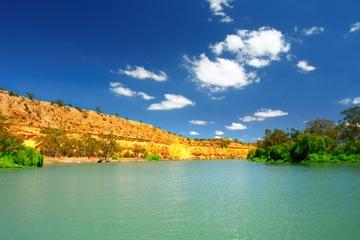 Excursão de barco pelo Rio Murray incluindo almoço em Adelaide