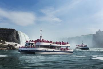 Excursion en bateau dans les chutes du Niagara : voyage aux chutes du...