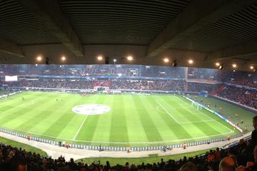 Partida do Paris Saint Germain no Parc des Princes