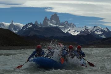 Rafting El Chalten Half Day