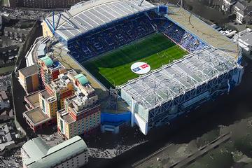 Partido de fútbol del Chelsea en el...