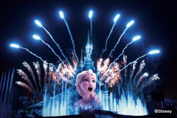 Billet d'entrée au parc Disneyland...