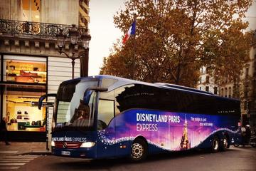 Disneyland Paris Express Shuttle with Entrance Tic
