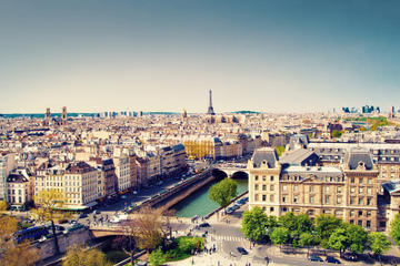 Gita giornaliera a Parigi da