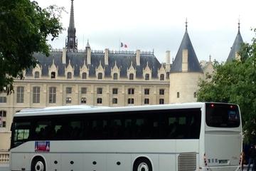Ônibus ida e volta da Disneyland Paris ao centro de Paris