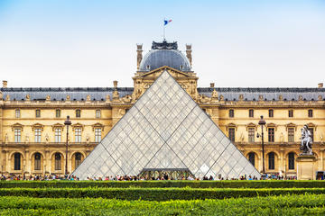Louvre, Seine River Cruise and Big...
