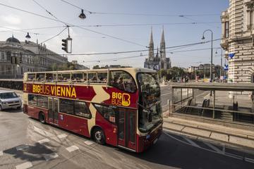 Excursão em ônibus Big Bus por Viena
