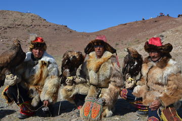 Discover Nomadic Eagle Hunter