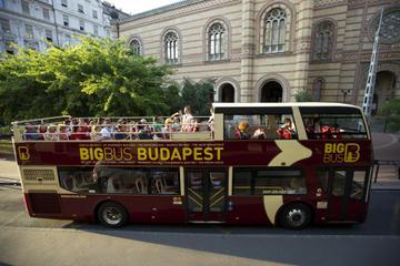 Circuit en «Big Bus» à arrêts multiples à Budapest
