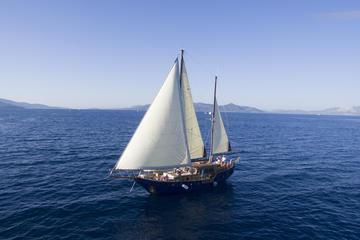 A Full day Sailing experience at Corfu