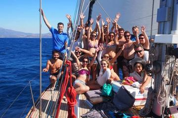 Sail the Athenian Coastline