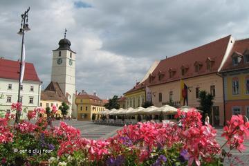 Sibiu et Alba Iulia (1 jour, de Cluj)