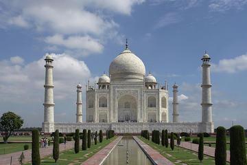 Excursão privada ao Taj Mahal e ao Agra...