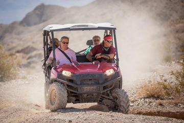 Combo de Aventura no Grand Canyon: excursão de helicóptero e jipe ou...