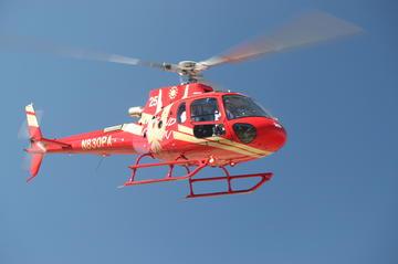 Hubschrauberrundflug über Grand Canyon West mit optionalem Bootstrip