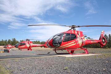 Tour en helicóptero de 25 o 45 minutos por el Parque Nacional del...